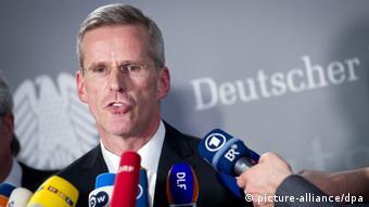 NSA Untersuchungsausschuss Clemens Binninger