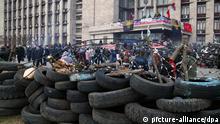 Ukraine Kämpfe 09.04.2014