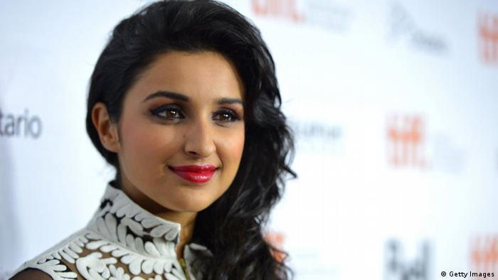 Indische Schauspielerin Parineeti Chopra (Getty Images)
