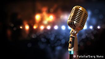 Symbolbild Mikrofon