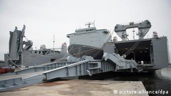 Brod Cape Ray na kojem bi trebalo biti uništeno sirijsko kemijsko oružje