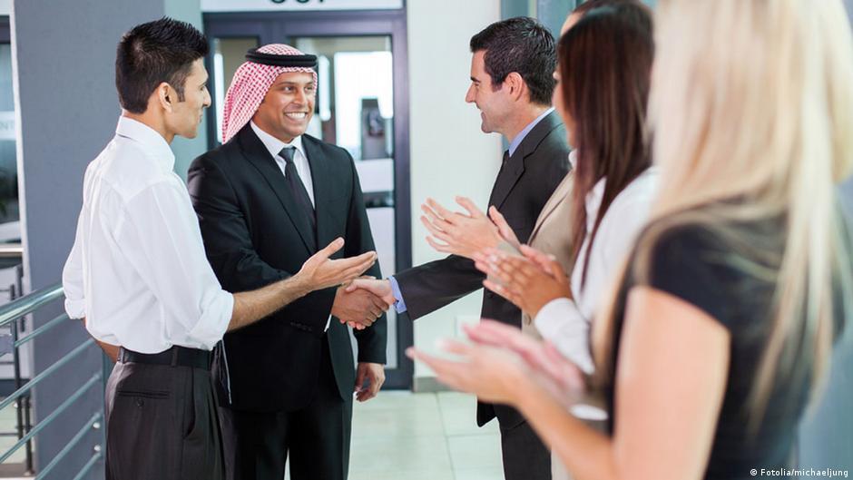 бизнес знакомства с иностранцами