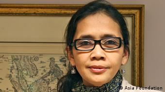 Sandra Hamid, The Asia Foundation's Country Representative to Indonesia