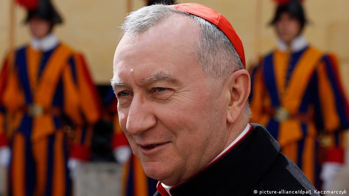 Pietro Parolin Kardinalstaatssekretär Vatikan