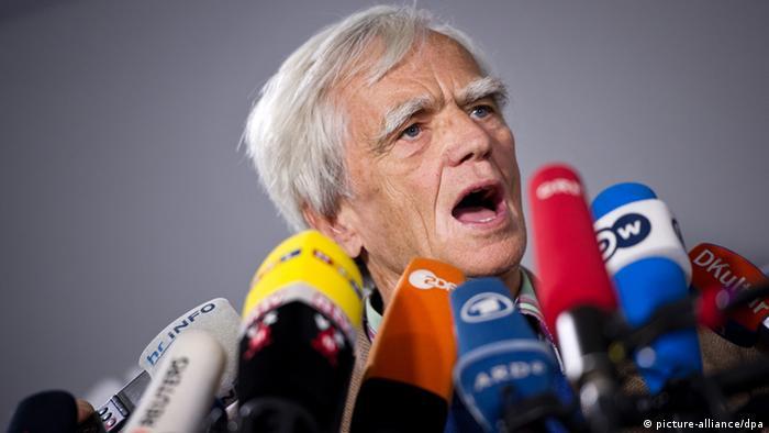 Hans-Christian Ströbele NSA Untersuchungsausschuss 03.04.2014