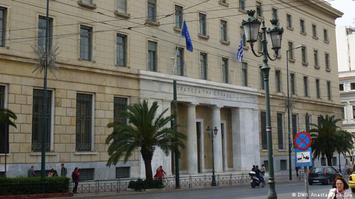 Griechenland Zentralbank