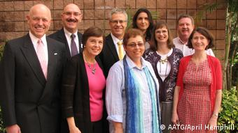 Der Vorstand der American Association of Teachers of German (AATG)