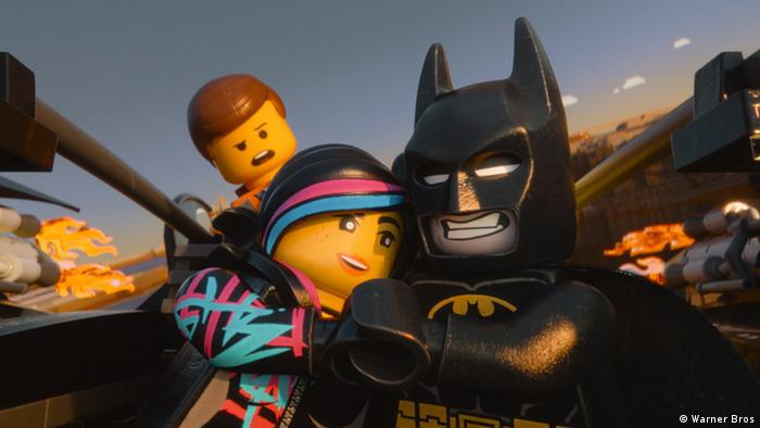 The Lego Movie Filmstill (Warner Bros)