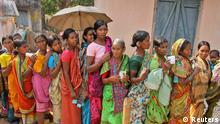 Indien Wahlen 2014 10.04.2014 Kandhamal (Reuters)