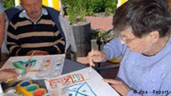 برنامههای ویژه برای بیماران مبتلا به آلزایمر