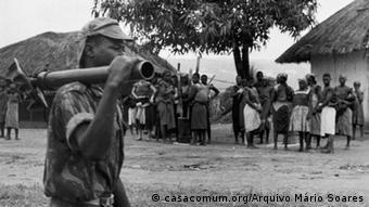 Kriegsoperationen der portugiesischen Armee in Mosambik