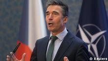 Anders Fogh Rasmussen in Prag 10.04.2014