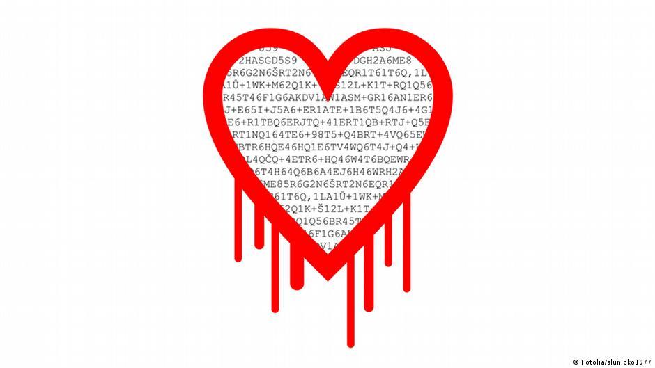 Heartbleed Internet flaw was written by 'mistake' by a German programmer | DW | 11.04.2014