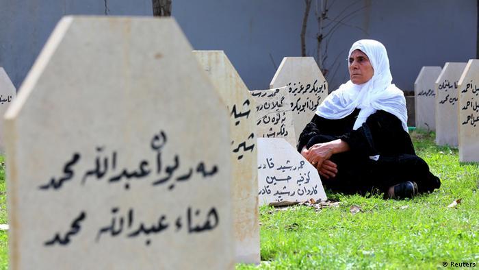Irak Friedhof 16.03.2014