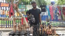 Soweto Südafrika Kunstmarkt