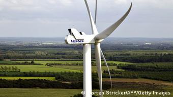 Windrad in Dänemark (Foto: Morten Stricker/AFP/Getty Images).
