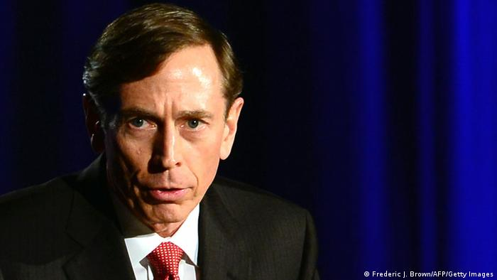 Ehemaliger CIA-Direktor David Petraeus