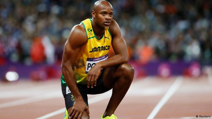Asafa Powell 2013 (Reuters)