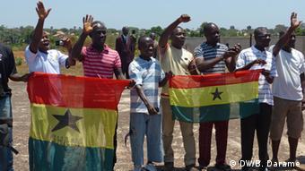 Bürger aus Ghana in Guinea-Bissau