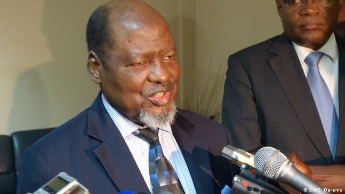 Joaquim Chissano, antigo Presidente de Moçambique