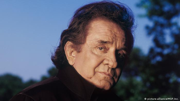 Johnny Cash in 1994 (picture-alliance/MGP,Inc.)