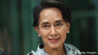 Aung San Suu Kyi Willy Brandt Preis 11.04.2014