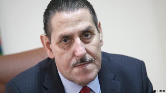 Konstantin Penchev Ombudsmann Bulgarien