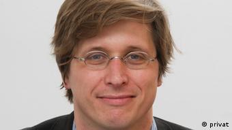Moritz Schularick, profesor de Economía de la Universidad de Bonn.