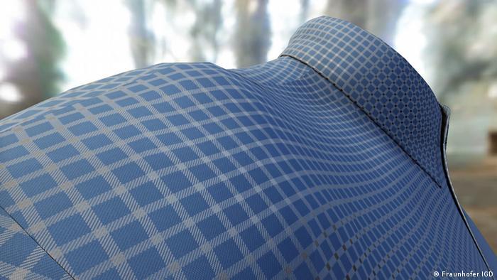 Textile Simulation