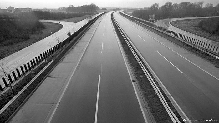 Autobahn in Deutschland (Foto: dpa)