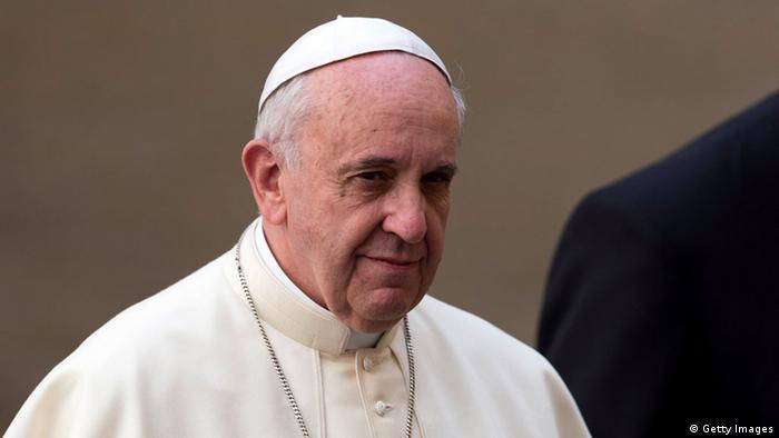 Papst Franziskus 04.2014