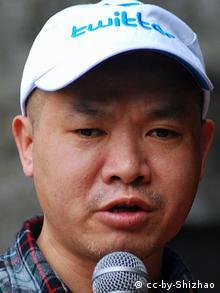chinesischer Autor, Blogger, Bürgerrechtler Ran Yunfei