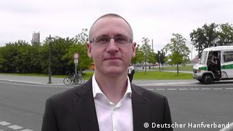 Portrait von Georg Wurth, Vorsitzender Deutscher Hanfverband (Foto: Deutscher Hanfverband)