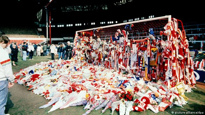 Hillsborough tragedy 1989 (picture-alliance/dpa)
