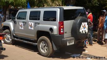 Wahlkampagne in Guinea-Bissau