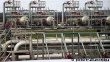 Gasunternehmen Chernomorneftegaz Ukraine