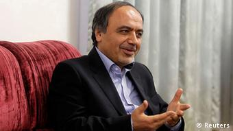 Hamid Abutalebi Iran UNO Botschafter (Reuters)