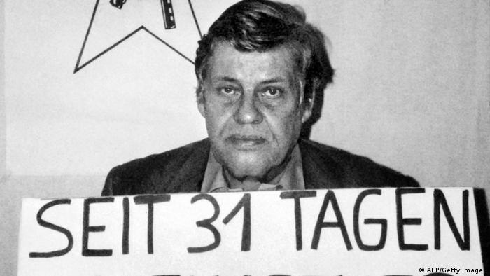 Schleyer Entführung 1977