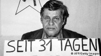 Schleyer Entführung 1977 (AFP / Getty Images)