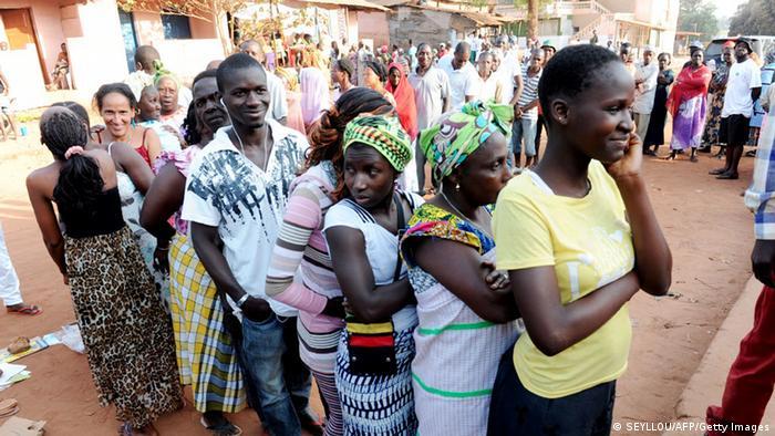 Wahl Guinea-Bissau 2014