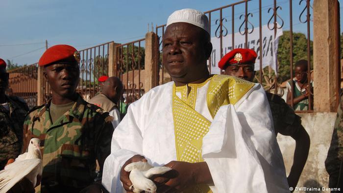 Präsidentschaftswahl in Guinea-Bissau 2014