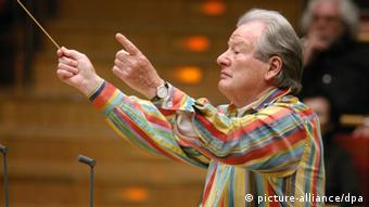 Sir Neville Marriner Dirigent
