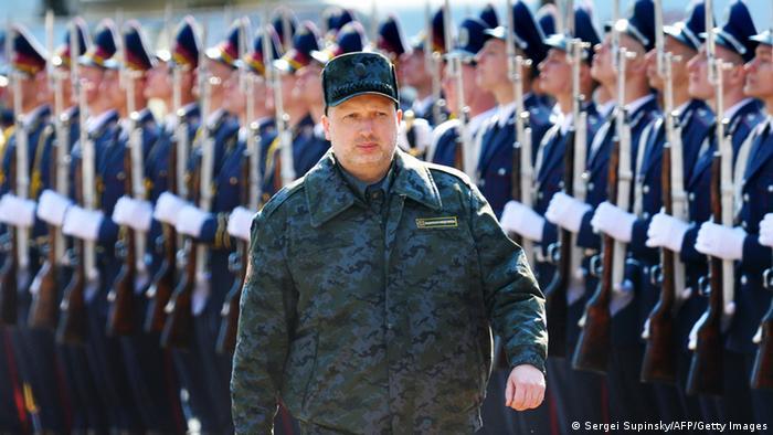 Олександр Турчинов подав у відставку з посади секретаря РНБО