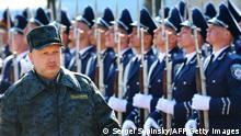 Ukraine Turtschinow Archiv 31.03.2014