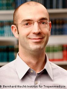 Jonas Schmidt-Chanasit, director del laboratorio de diagnóstico viral del Instituto de Medicina Tropical Bernard Nocht.