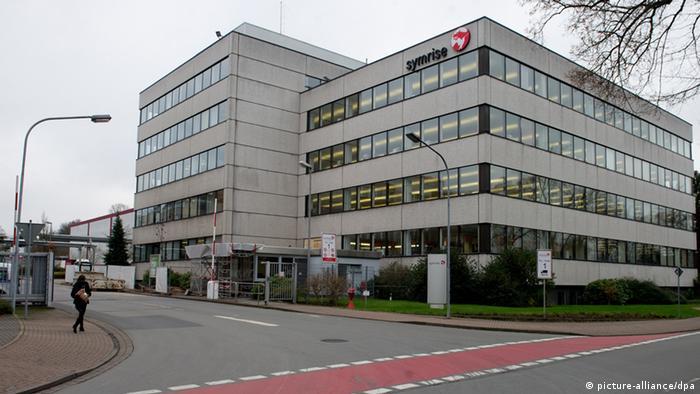 Symrise AG in Holzminden
