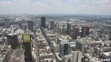 Johannesburg (photo: DW/Thomas Hasel)