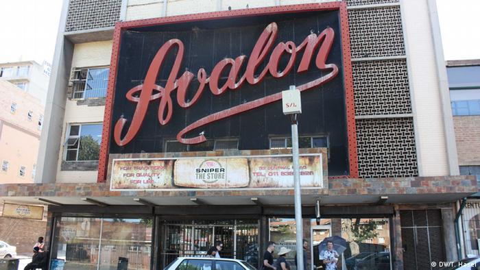 Avalon Cinema (photo: DW/Thomas Hasel)