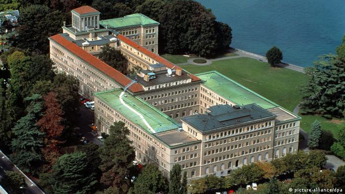 Штаб-квартира СОТ у Женеві