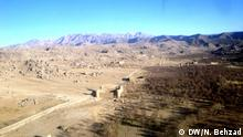 Nili Stadt in Afghanistan - Nily City center of Daykundi province of Afghanistan *** DW, N. Behzad, 13.04.2014